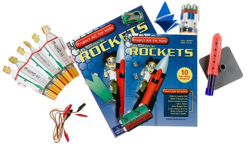 Inventions: Rockets Project Kit