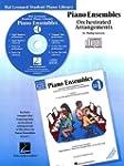 Piano Ensembles Level 1 - CD: Hal Leo...
