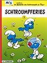 Schtroumpferies, tome 1 par Peyo