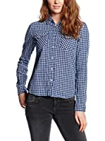 LTB Jeans Camisa Mujer Mangerie (Azul / Blanco)