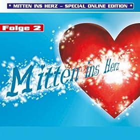 Various - Mitten Ins Herz Volume II