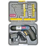 Ryobi CSD-480CL Cordless Screwdriver Set 4.8vby Ryobi