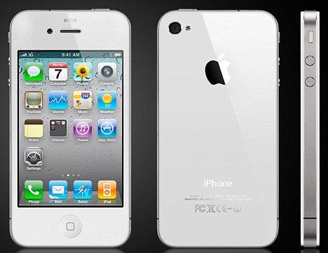 Apple iPhone 4 32GB White Simfree Unlocked
