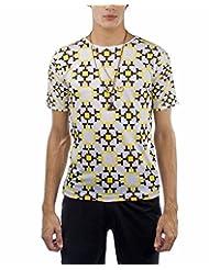 I AM TROUBLE BY KC Men's Crew Neck T-Shirt