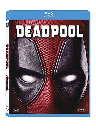 deadpool (blu ray) BluRay Italian Import