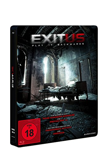 ExitUs - Play it Backwards - Steelbook [Blu-ray] [Limited Edition]