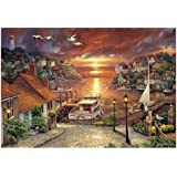 Clementoni 32548.1 - Puzzle High Quality Collection, neue Horizonte, 2000 Teile