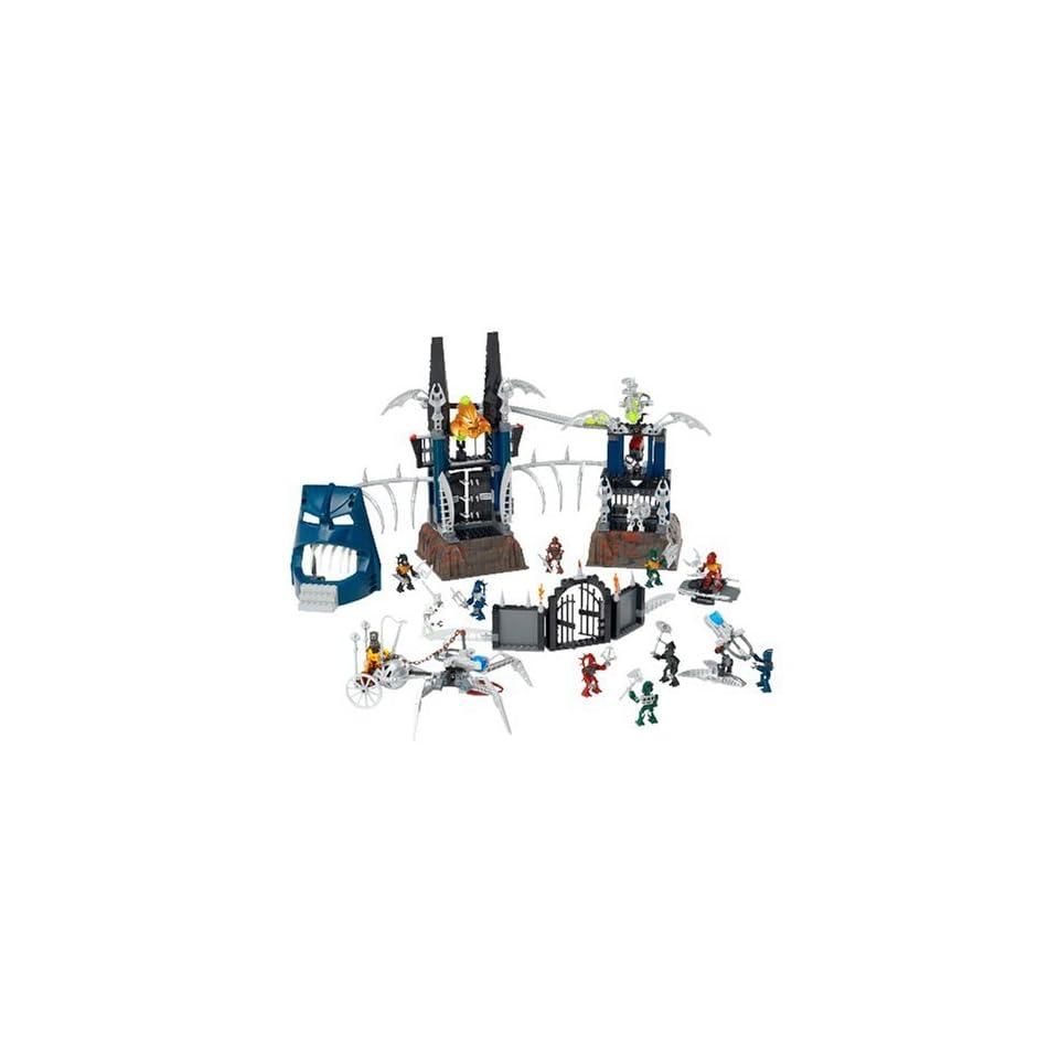 BIONICLE Lego Mini Piraka with AVAK Head  NEW as shown