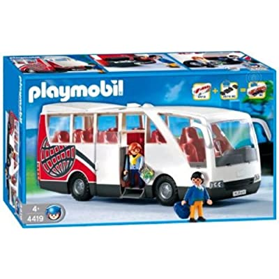 Amazon.com: Playmobil City Bus