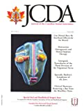 Journal Canadian Dental Association = Journal De L Associati
