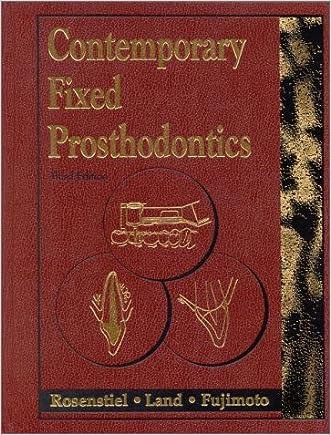 Contemporary Fixed Prosthodontics, 3e