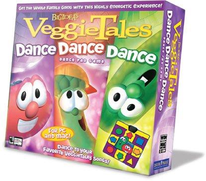 Bigideas's Veggietales Dance Dance Dance Dance Pad Game