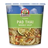 Dr. McDougall's Right Foods Vegan Pad Thai Noodle Soup, Fresh Flavor, 2-Ounce Cups (Pack of 6) Reviews