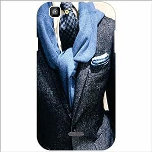 XOLO One Muffler - Silicon Phone Cover