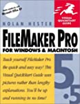 FileMaker Pro 5.5 for Windows and Mac...