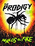 Live World's On Fire (CD & DVD Ltd Edition Digipack) The Prodigy