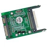 SODIAL(R)シリアルATA SATA変換アダプタにコンパクトフラッシュCF
