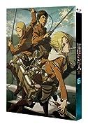 進撃の巨人 6 [初回特典:Blu-ray Disc ビジュアルノベル「リヴァイ&エルヴィン過去編」他(制作協力:ニトロプラス、プロダクション・I.G)]