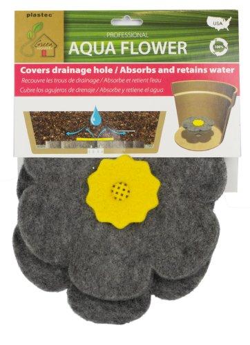 Plastec-EG06YL-Aqua-Flower