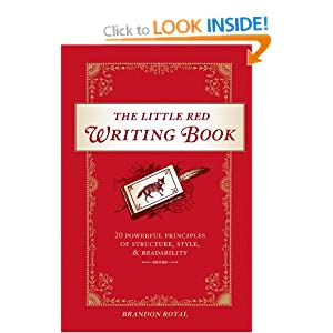 Image: Cover of Little Red Writing Book