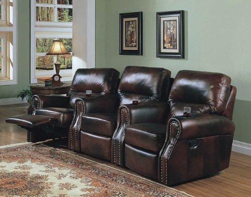 Couchesusa Com Brown Couches Executive Theater Seating