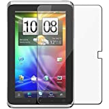 Insten® Three Clear Screen Protectors / Covers Compatible With HTC Flyer