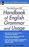 img - for The McGraw-Hill Handbook of English Grammar and Usage by Lester, Mark, Beason, Larry 1st (first) Edition [Paperback(2004)] book / textbook / text book