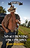 img - for No Accounting for Cowboys (The Grady Legacy Book 2) book / textbook / text book