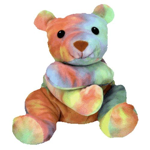 Ty Pillow Pal - Sherbet The Bear front-1056428