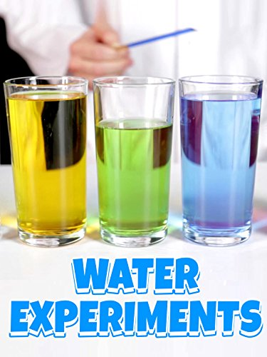 Water Experiments on Amazon Prime Video UK