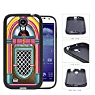 Retro Jukebox Rock And Roll Rubber Silicone TPU Cell Phone Case Samsung Galaxy S4 SIV I9500