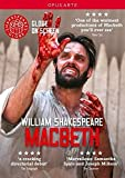 Shakespeare's Globe on Screen: Macbeth [Joseph Millson, Samantha Spiro, Stuart Bowman] [DVD] [2014] [NTSC]