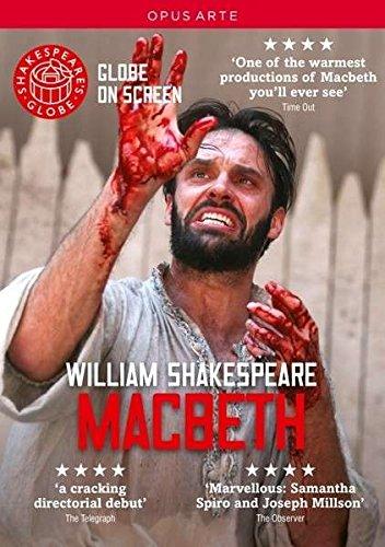 Shakespeare's Globe on Screen: Macbeth [Joseph Millson, Samantha Spiro, Stuart Bowman] [DVD] [2014] [NTSC]