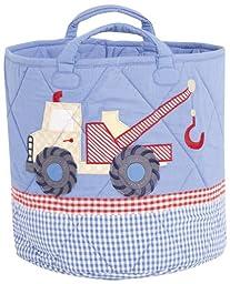 JoJo Maman Bebe Storage Bucket, Digger, Medium