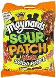 Maynard's Sour Patch Kids Soda Popz 160g (Pack Of 2)