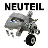 Brake caliper rear left VAUXHALL ASTRA G CONVERTIBLE 1.6,1.7,1.8,2.0 OPC,2.2 16V 16V 2001-05 + CARAVAN ESTATE 2001-09 + CC + COUPE + VAN F70 +SALOON