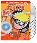 Naruto Uncut: Season 3, Box Set 2 (ep...