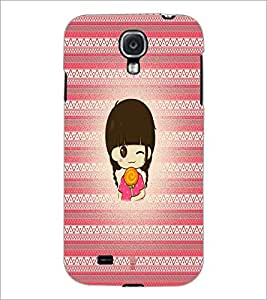 PrintDhaba Cartoon D-5785 Back Case Cover for SAMSUNG GALAXY S4 (Multi-Coloured)