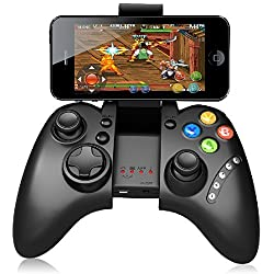yinwen220us New Wireless Bluetooth Android iOS PC iPad iPhone Samsung Game Controller Ipega PG-9021 Support Gunman Clive,Shadow gun, Riptide GP,Wild blood,Dungeon Hunter,Zombie