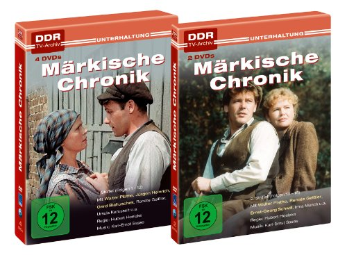 Märkische Chronik Staffel 1 & 2 [6 DVDs]