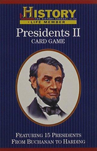 Presidents Deck II (History Channel)