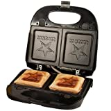 NFL Dallas Cowboys Sandwich Press