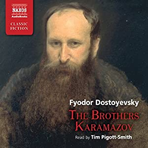 The Brothers Karamazov Audiobook