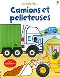 echange, troc Dan Crisp, Claire Ever - Camions et pelleteuses : Avec autocollants