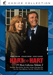 Hart To Hart TV Movie Collection - Volume 2 (4-Disc Set) from SPE