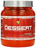 BSN Lean Dessert Fresh Cinnamon Roll Meal Replacement Whey Protein Powder 1.38lbs