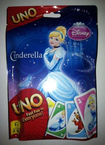 Cinderella Uno - 1