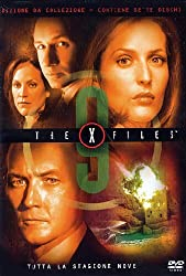 X Files - Stagione 09 (6 Dvd)