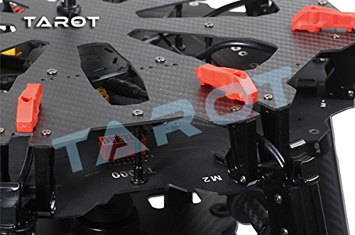 Tarot-X8-8-Axis-Octacopter-Umbrella-Type-TL8X000-Multicopter-Aircraft-Drone-UAV-With-Electronic-Retractable-Landing-Skid-for-FPV