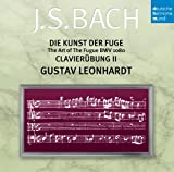 バッハ:フーガの技法&クラヴィーア練習曲集第2巻